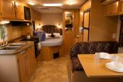 Energi RV Canada MH 25 ft Slide Class C rv rental canada