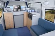 Britz Campervan Rentals AU 3-4 Berth Voyager campervan hire alice springs