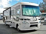36ft Class A Thor Hurricane w/1 slide out S motorhome rentalcalifornia