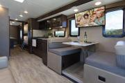 Expedition Motorhomes, Inc. 36ft Class A Thor Hurricane w/1 slide out S motorhome rental los angeles