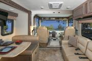 Compass Campers USA (International) AF34 Class A Motorhome Slide Out motorhome rental california