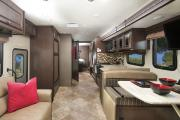Compass Campers USA AF34 Class A Motorhome with Slide camper rental colorado