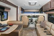 Compass Campers USA (International) AF34 Class A Motorhome Slide Out usa airport motorhomes
