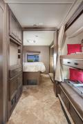 El Monte RV Market AF34 Class A Motorhome with Slide