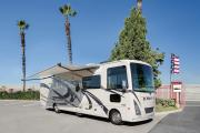 Compass Campers USA AF34 Class A Motorhome with Slide motorhome rental california