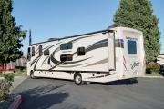 El Monte RV Market AF34 Class A Motorhome with Slide worldwide motorhome and rv travel