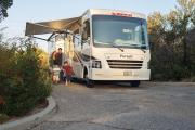 El Monte RV (International Value) AF34 Class A Motorhome with slide outs motorhome rental california
