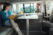 Compass Campers Germany California Comfort (GA2) motorhome rental germany