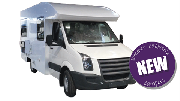 Britz Campervan Summer Fleet AU Discovery 4 Berth motorhome rental brisbane
