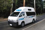 Cheapa Hitop new zealand airport campervan hire