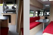 Compass Campers New Zealand Koru Star 2ST motorhome rental new zealand