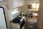 Pure Motorhomes Ireland Group C 2/4 Berth motorhome rental ireland