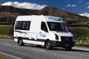 Cheapa Campa NZ International Cheapa 2 Berth campervan hire christchurch