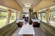 Cheapa Campa NZ International Cheapa 2 Berth motorhome motorhome and rv travel