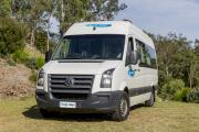 Cheapa Campa NZ International Cheapa 2 Berth new zealand airport campervan hire