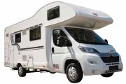 Group D 2/6 Berth campervan hire - ireland