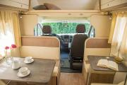 Pure Motorhomes Ireland Group D 2/6 Berth worldwide motorhome and rv travel