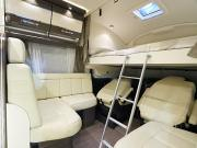 Abacus Motorhomes UK Florium Wincester motorhome rental uk