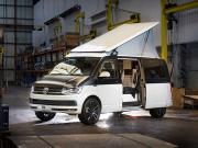 VW Camper rv rental uk