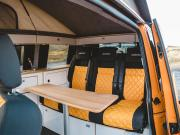 Rockin Vans VW Camper rv rental uk