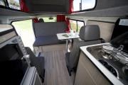 Cruisin Motorhomes Australia 4 Berth Hi-Top Campervan