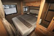 Expedition Motorhomes, Inc. 25ft Class C Thor Chateau w/1 slide out V usa motorhome rentals