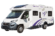 2 Berth Scout motorhome rentalunited kingdom