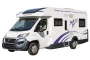 Just Go Motorhomes UK 2 Berth Scout motorhome rental united kingdom
