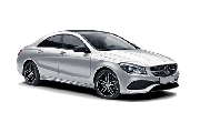 Mercedes Benz CLA 200 or similar car hireperth