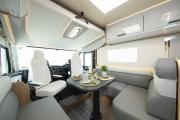 Just Go Motorhomes UK 2 Berth Odyssey rv rental uk