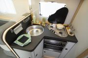 2 Berth Odyssey motorhome rental - uk
