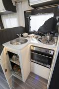 Just Go Motorhomes UK 4 Berth Voyager motorhome rental united kingdom