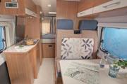 Autocaravan Express, S.A Weinsberg Carabus 541 worldwide motorhome and rv travel
