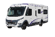 4 Berth Wayfarer U-Shaped motorhome rentalunited kingdom