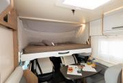 Just Go Motorhomes UK 4 Berth Wayfarer U-Shaped