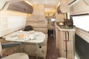 Rockin Vans Midsize Motorhome rv rental uk