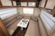 Just Go Motorhomes UK 5 Berth Trekker