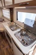 Just Go Motorhomes UK 5 Berth Trekker motorhome motorhome and rv travel