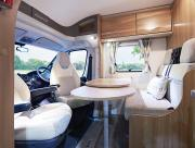 Abacus Motorhomes UK Bailey Advance 615 motorhome rental uk
