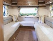 Abacus Motorhomes UK Bailey Advance 615 motorhome rental united kingdom