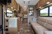 Expedition Motorhomes, Inc. 29ft Class A Thor Axis w/2 slide outs rv rental los angeles