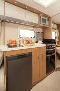 4 berth Imala 730 Island bed campervan hire - new zealand
