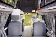 Budget Campers Budget 4+1 Finder motorhome rental new zealand