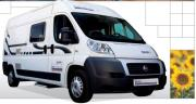 Euromotorhome Rental Group - B Plus motorhome hire italy
