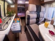 Euromotorhome Rental Group - B Plus cheap motorhome rental spain