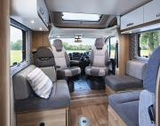 Abacus Motorhomes UK Swift Escape 695