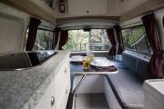 Happy 2 campervan hire - new zealand
