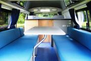 Camperman Australia AU Juliette 5 HiTop (All Inclusive Rate) $500 EXCESS campervan hire australia