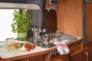Enviro Motorhomes Spain Weinsberg 541 campervan rental germany