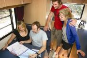 Real Value NZ Domestic Real Value 4 Berth campervan hire christchurch